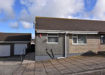 Thumbnail 2 bed semi-detached bungalow for sale in Treganoon Road, Mount Ambrose, Redruth