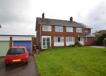 Thumbnail 3 bed semi-detached house for sale in Cordery Road, St. Thomas, Exeter