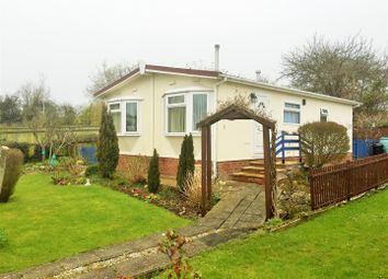 Thumbnail 2 bed mobile/park home for sale in Hook Bank Residential Mobile Homes, Hanley Castle, Worcestershire