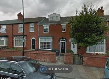 Thumbnail 3 bed terraced house to rent in Ferrers Road, Doncaster