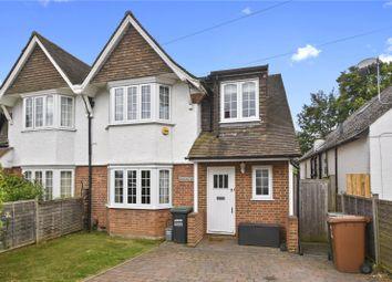 Thumbnail 4 bed semi-detached house to rent in Solesbridge Lane, Chorleywood, Rickmansworth, Hertfordshire
