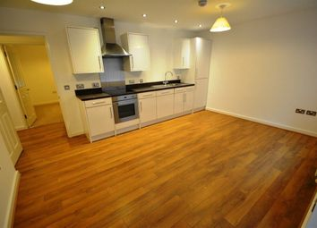 Thumbnail 2 bed flat to rent in Central Court, North Street, Peterborough