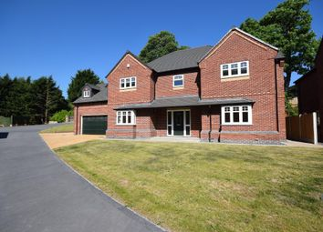 Thumbnail 5 bed detached house for sale in Milldown Court, Off Wepre, Connahs Quay