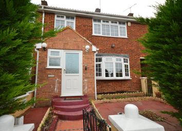 Thumbnail 3 bed terraced house to rent in Gelding Close, Luton