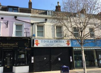 Thumbnail Commercial property for sale in 22 Guildhall Street, Folkestone, Kent