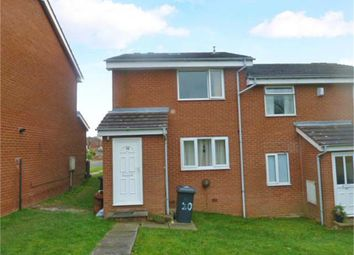 Thumbnail 1 bed flat for sale in Eshton Court, Mapplewell, Barnsley, South Yorkshire