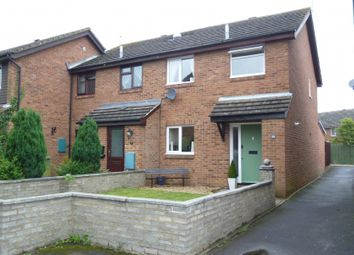 Thumbnail 3 bed end terrace house to rent in Lagonda Close, Newport Pagnell, Buckinghamshire