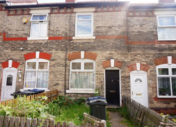 Thumbnail 2 bedroom terraced house for sale in Westbourne Grove, Victoria Road, Handsworth, Birmingham