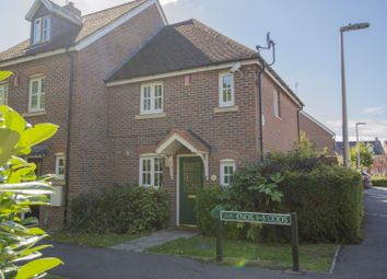 Thumbnail 2 bed end terrace house for sale in Acorn Gardens, Burghfield Common, Reading