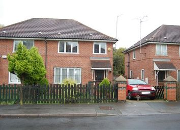 Thumbnail 3 bed semi-detached house to rent in Greenview Close, Gipton, Leeds
