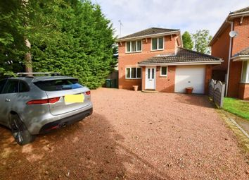 Thumbnail 3 bed detached house for sale in Bluebell Walk, Coventry