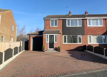 Thumbnail 3 bed semi-detached house for sale in Sandy Rise, Selby
