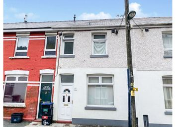 Thumbnail 2 bed terraced house for sale in Arail Street, Abertillery