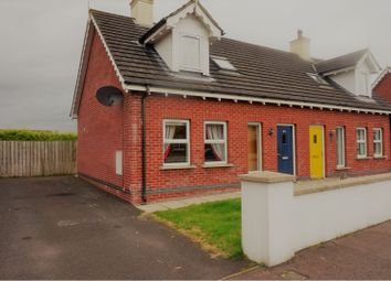 Thumbnail 3 bed semi-detached house for sale in Gortin Meadows, Derry / Londonderry