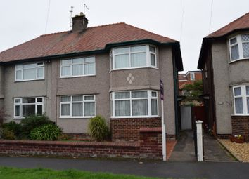 Thumbnail 3 bed semi-detached house for sale in Belvidere Road, Wallasey
