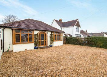 Thumbnail 2 bedroom detached bungalow for sale in Gudge Heath Lane, Fareham