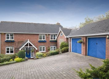 Thumbnail 5 bed detached house for sale in Falcon Rise, Downley, High Wycombe