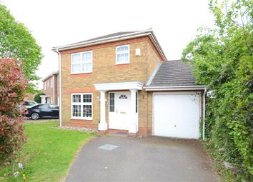 Thumbnail 3 bedroom detached house for sale in Pasture Close, Lower Earley, Reading