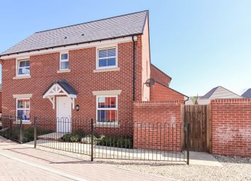 Thumbnail 3 bed link-detached house for sale in Horse Guards Crescent, Andover