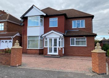 Thumbnail 5 bed detached house for sale in Linton Road, Penn, Wolverhampton