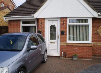 Thumbnail 1 bed bungalow to rent in Cheviot Court, Darlington