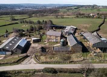 Thumbnail Farm for sale in Lot 1: The Farm, Back Road, Apperknowle, Dronfield