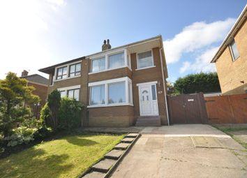 Thumbnail 3 bed semi-detached house for sale in Hillside Avenue, Kirkham, Preston, Lancashire