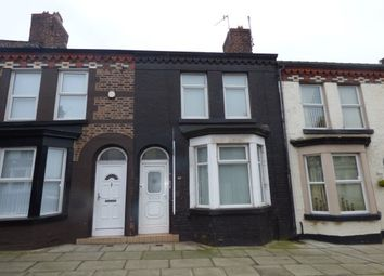 Thumbnail 3 bedroom property to rent in Pansy Street, Kirkdale, Liverpool