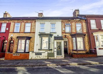 Thumbnail 2 bedroom terraced house for sale in Ludwig Road, Anfield, Liverpool