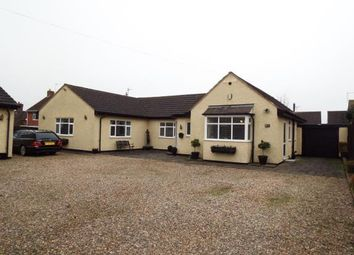 Thumbnail 4 bed bungalow for sale in Nursery Road, Leicester, Leicestershire