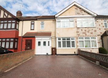 Thumbnail 3 bed terraced house for sale in Geneva Gardens, Chadwell Heath, Essex
