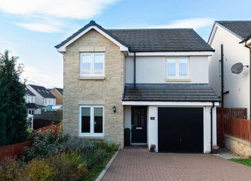 Thumbnail 4 bed detached house for sale in Mcbaith Way, Dunfermline