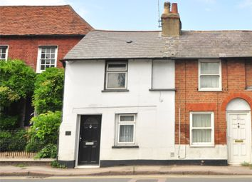 Thumbnail 2 bed semi-detached house for sale in High Street, Egham, Surrey