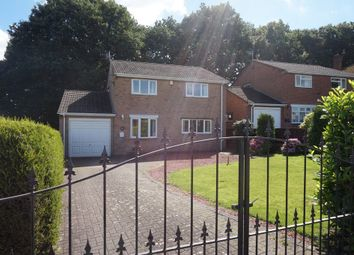 Thumbnail 4 bedroom detached house to rent in Longedge Lane, Wingerworth, Chesterfield