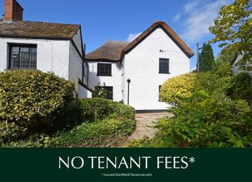 Thumbnail 3 bed terraced house to rent in Bickleigh, Tiverton
