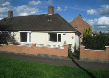 Thumbnail 2 bed semi-detached bungalow to rent in Trinity Road, Whetstone, Leicester