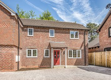 Thumbnail 3 bedroom semi-detached house for sale in Newbury Road, Headley