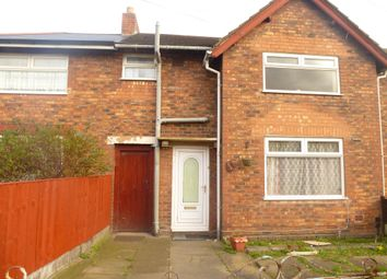 Thumbnail 3 bed property to rent in Reservoir Street, Walsall