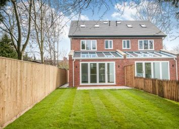 Thumbnail 3 bed semi-detached house for sale in Gidlow Lane, 282 Gidlow Lane, Wigan, Lancs
