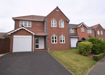 Thumbnail 4 bed detached house for sale in Boraston Drive, Burford, Tenbury Wells
