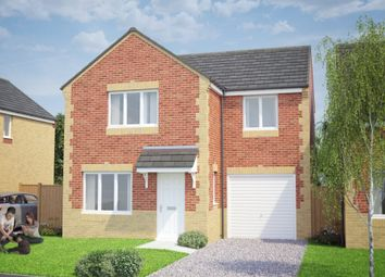 Thumbnail 3 bed detached house for sale in Institute Road, Ashington