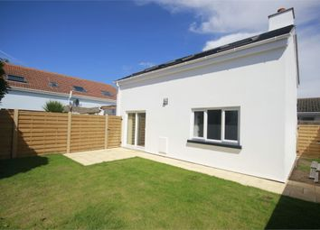 Thumbnail 3 bed detached house to rent in Rocque Pointue, La Vert Rue, Mont Es Croix, St Brelade