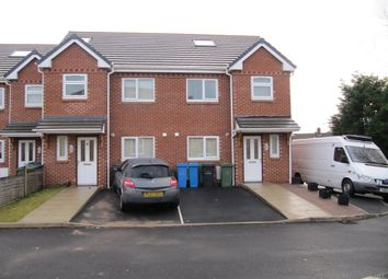 Thumbnail 4 bedroom terraced house to rent in Langwood, Fleetwood