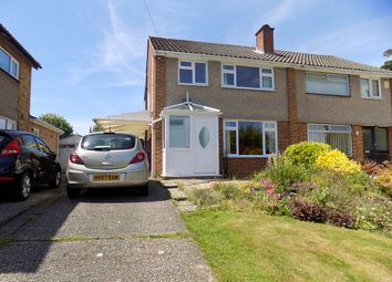 Thumbnail 3 bed semi-detached house for sale in Partridge Road, Dibden Purlieu