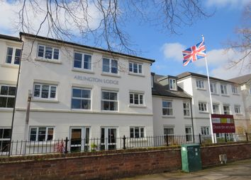 Thumbnail 2 bed flat for sale in Arlington Avenue, Leamington Spa