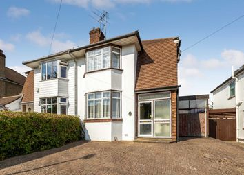 Thumbnail 3 bed semi-detached house for sale in Heath Rise, Bromley