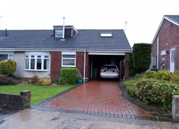 Thumbnail 4 bed semi-detached house to rent in Danybryn, Brynsadler, Pontyclun