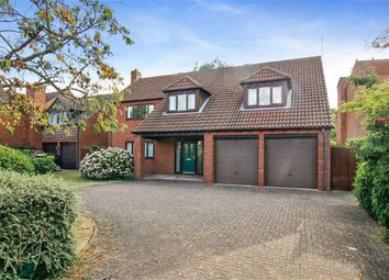Thumbnail 5 bed detached house for sale in The Approach, Two Mile Ash, Milton Keynes, Bucks