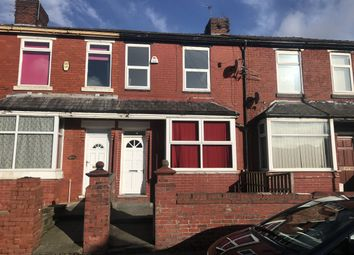 Thumbnail 4 bed terraced house to rent in Ashley Lane, Manchester