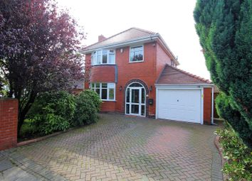 Thumbnail 3 bed detached house for sale in Heywood Old Road, Middleton, Manchester